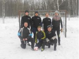 ПЧ-40 г.Котельнич, соревнования по мини-футболу ,