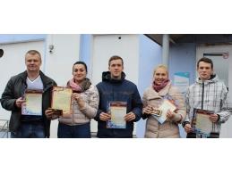 Команда УК УФСИН бронзовые призеры соревнований по плаванию на приз ФПОКО ,