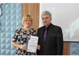 Специальный диплом фотоконкурс \ Бороться и побеждать\  Палий М.П, председатель ппо Рублевский ПНИ ,