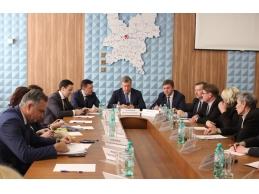 Встреча профсоюзного актива с Губернатором Кировской области И.В. Васильевым ,